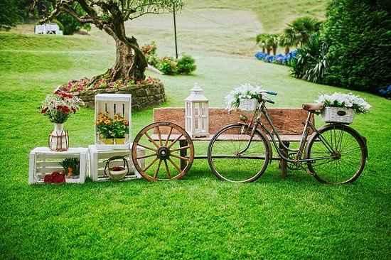 Momento de inspiración: boda vintage - 1