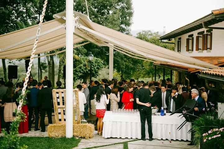 Catering y decoración de mesa - 1