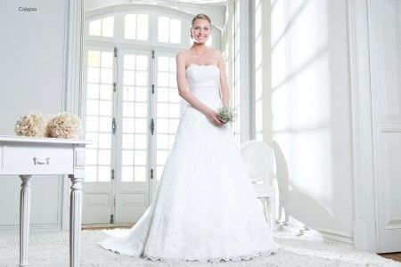 Alquiler trajes de novia el corte ingles