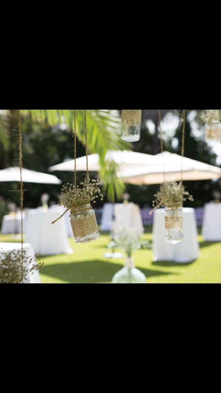 Decoración jardín aperitivos - 5