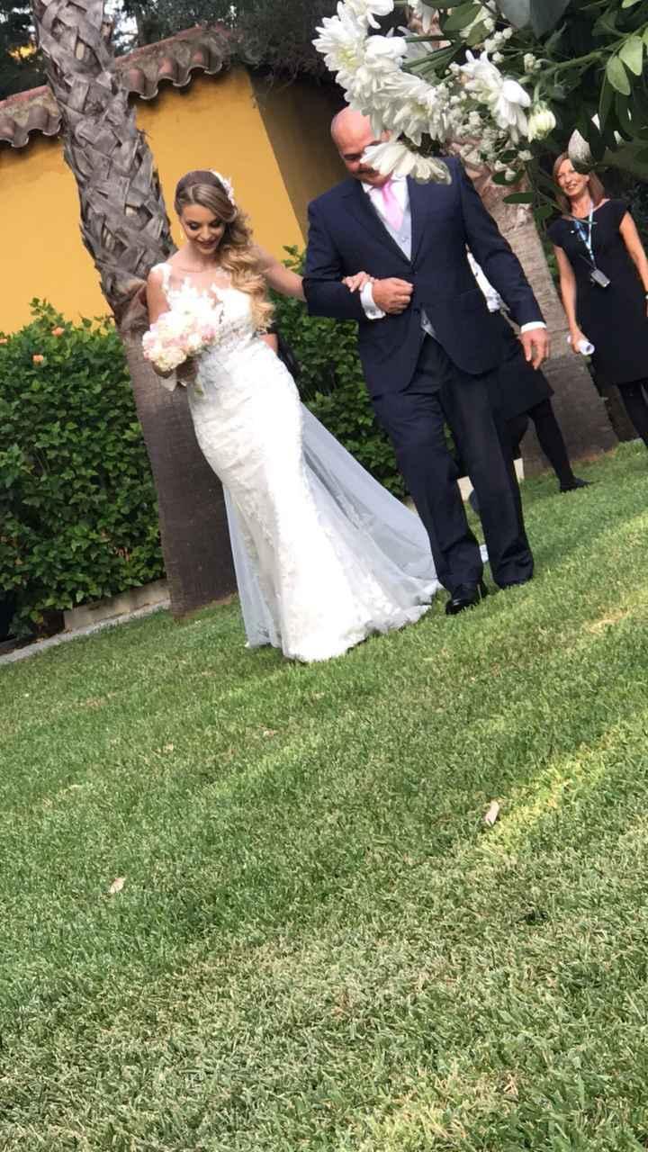 Ya estamos casados, ayer fue nuestro día - 8
