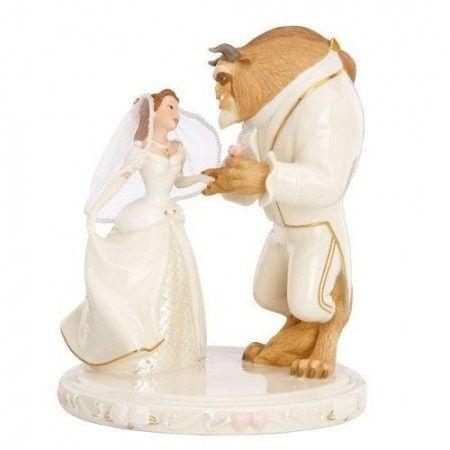 figuras de novios bella y bestia - página 2 - organizar una boda