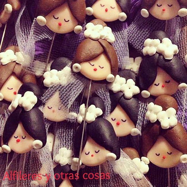 Muñecas para alfileres - 1