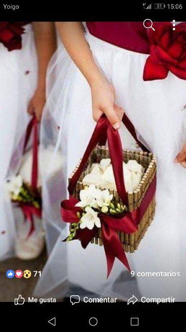 Cesta para p talos organizar una boda foro - Organizar una boda ...