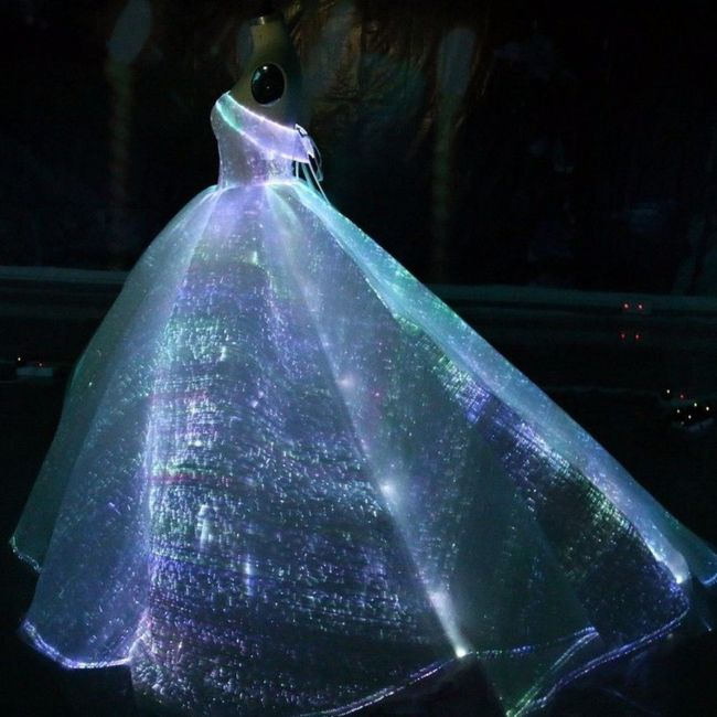 Y un vestido de novia navideño?? 11