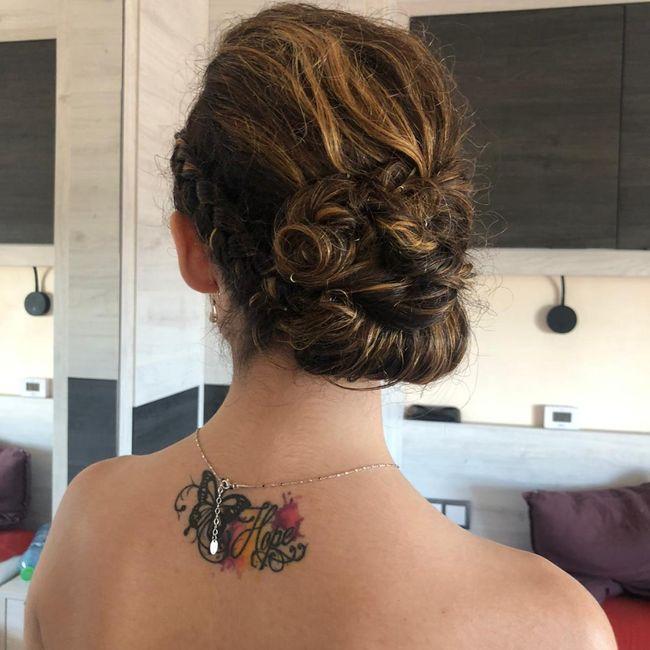 Novias con tatuajes 3