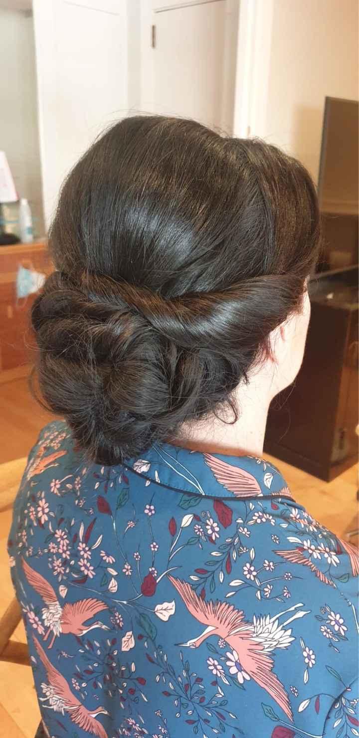 Otra prueba de peinado - 2