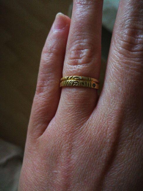 ¿En qué mano llevarás tu alianza de boda? 2