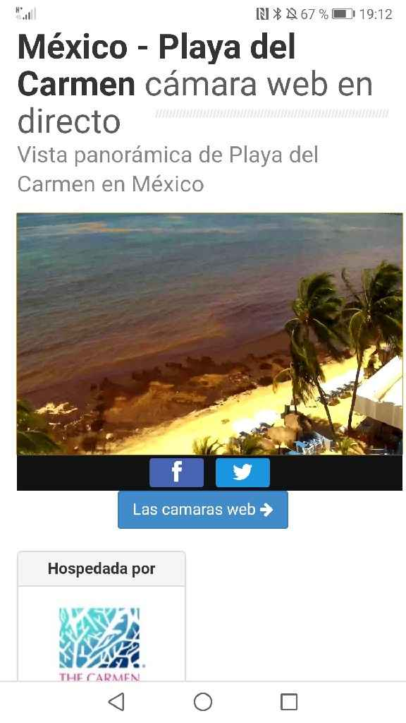 riviera maya octubre 2019 - 2