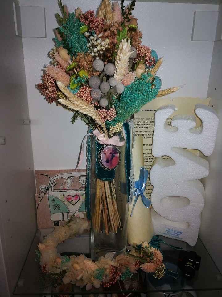 Buscar ramo flores preservadas - 1
