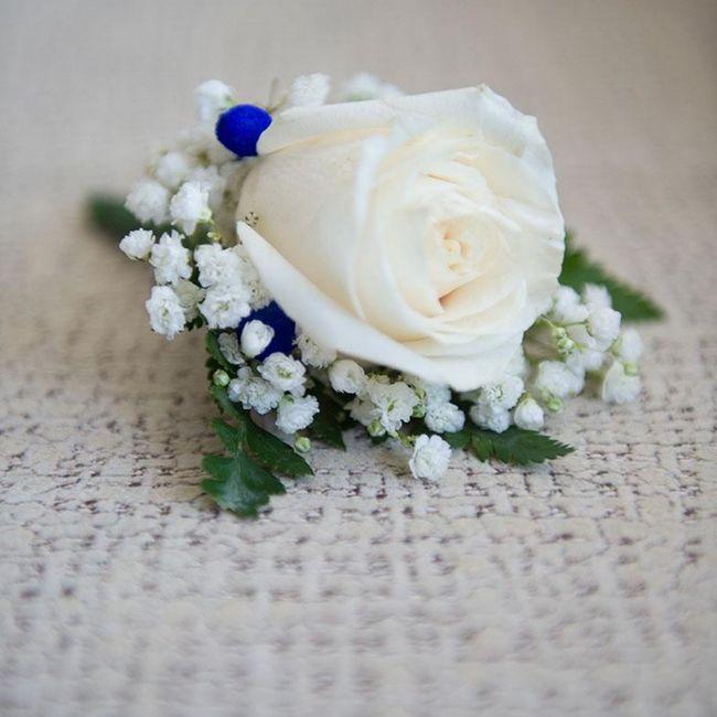 Ramo de novia azul? 5