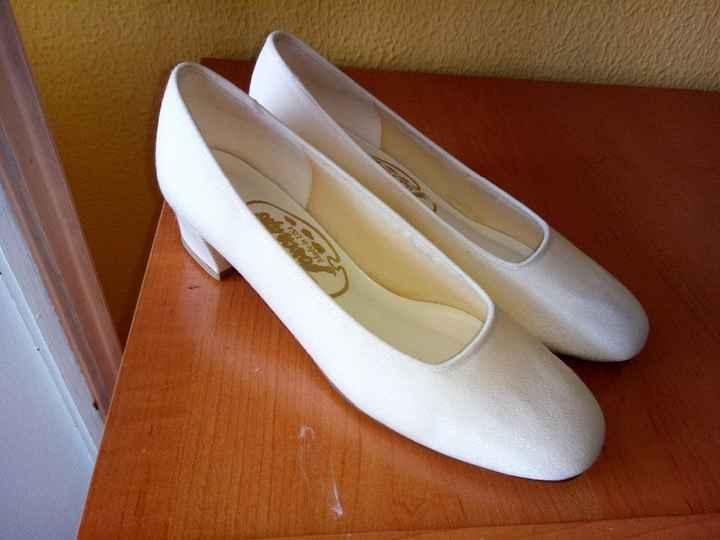 Vuestros zapatos 7