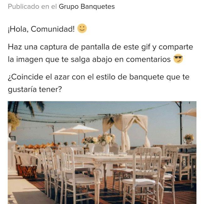 ¡Haz captura de pantalla y descubre tu banquete! 10
