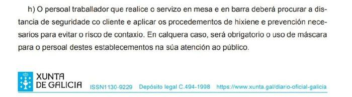 Nueva normalidad Galicia 1