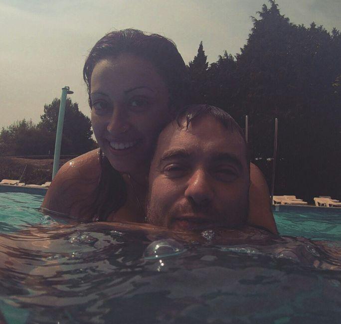 ¿Te sumas a compartir una foto especial con tu pareja? 📷 - 1