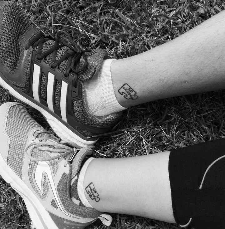 ¿Te harías un tatuaje en pareja? - 1