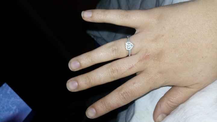 Compártenos tu anillo de pedida 💍 - 2