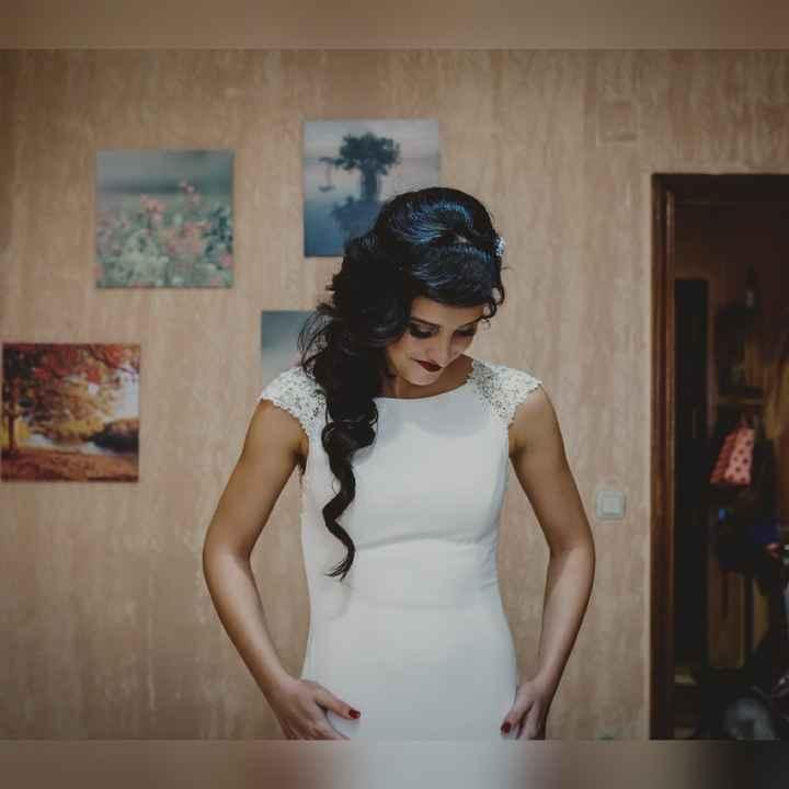 Cuándo empezar a ver vestidos de novia - 1