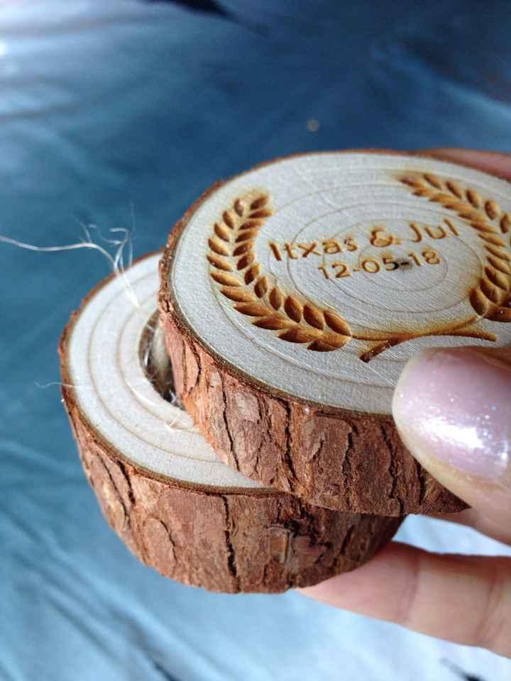 Una caja para los anillos - 1
