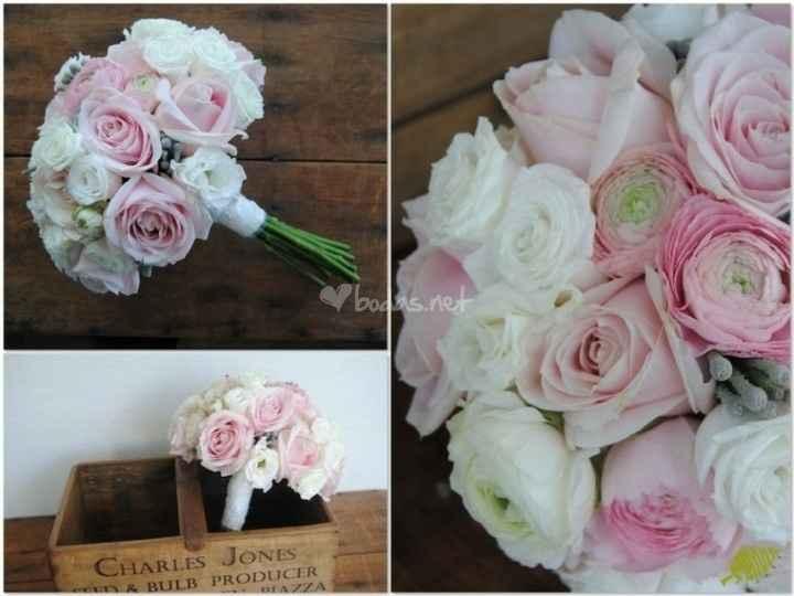 Por fin tengo las flores - 1