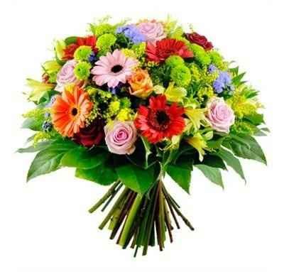 Por fin tengo las flores - 2