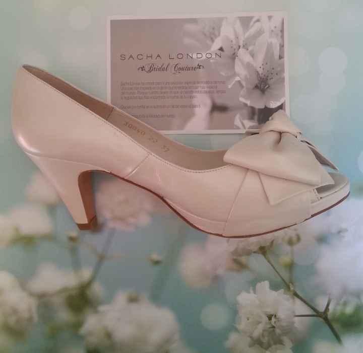 Zapatos de novia valladolid - 1