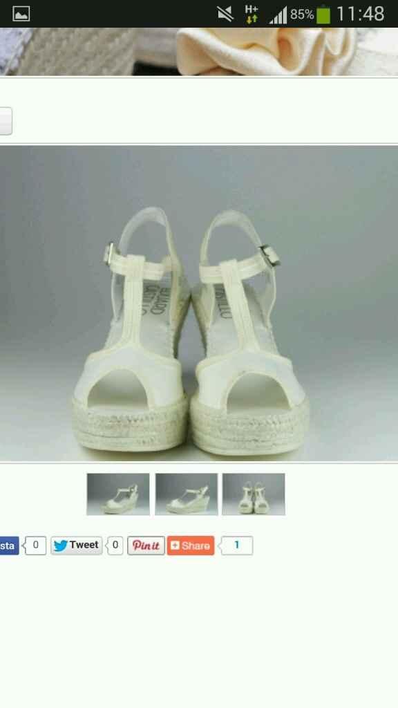 Los zapatos de todas las novias! - 4