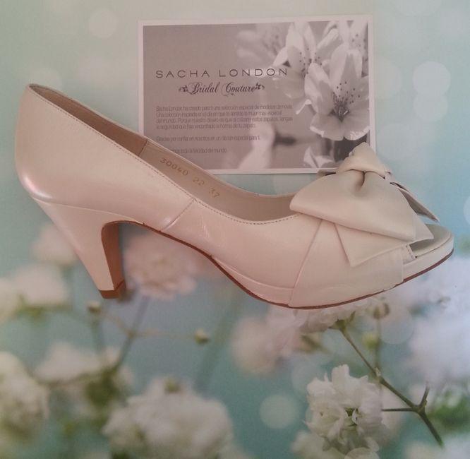 zapatos de novia valladolid - valladolid - foro bodas