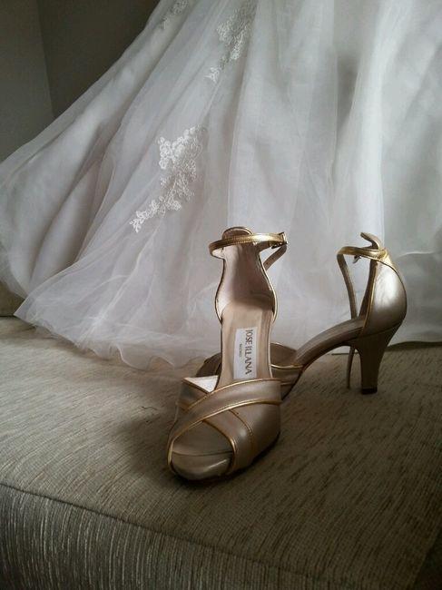 Sigo sin zapatos - 1