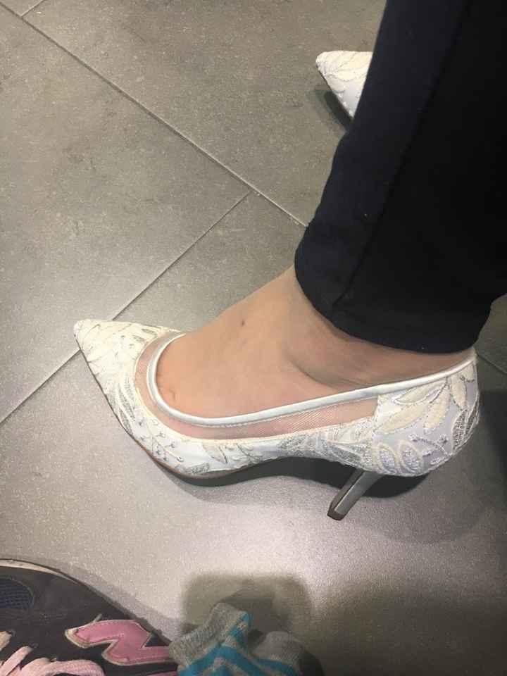 Por fin tengo zapatos - 2