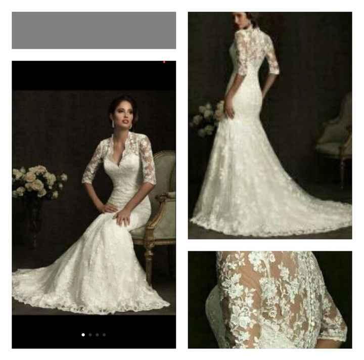 El vestido de novia - 1