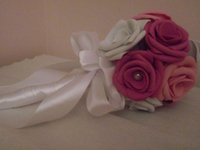 9169d6b8e16 Tutorial ramo de rosas de goma eva - Manualidades - Foro Bodas.net
