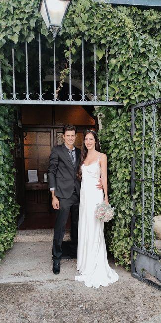 19 de Septiembre de 2020 ❤ Nuestra no boda 😍 - 2