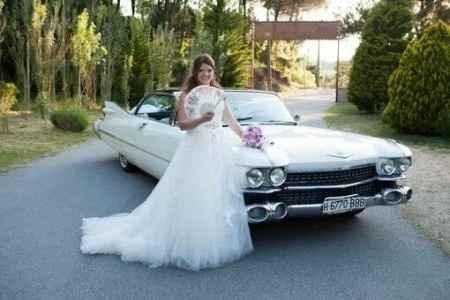 Ideas para llegar a tu boda con mucho, mucho estilo!! - 1
