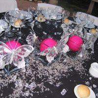 Decoracion boda centro mesa