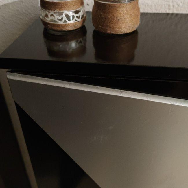 He empezado a hacer manualmente mis centros de mesa, a ver qué os parece, estilo rústico 9
