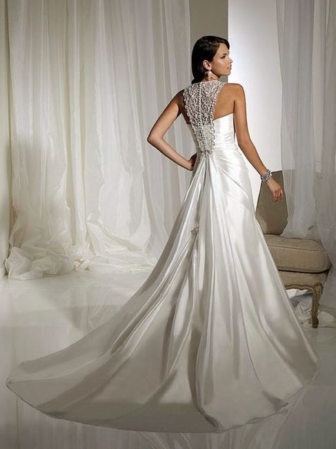 6450a6812 Vestido de novia - Moda nupcial - Foro Bodas.net