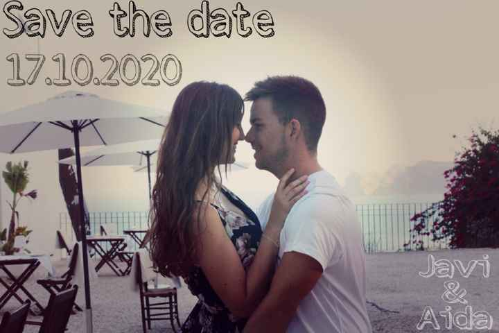 Save the date!😍😍 - 2