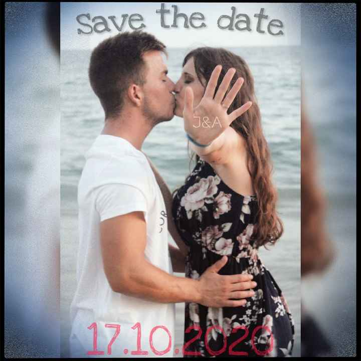 Save the date!😍😍 - 3