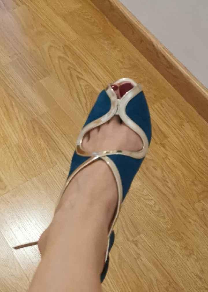 Ya he recibido mis zapatos Santino - 2