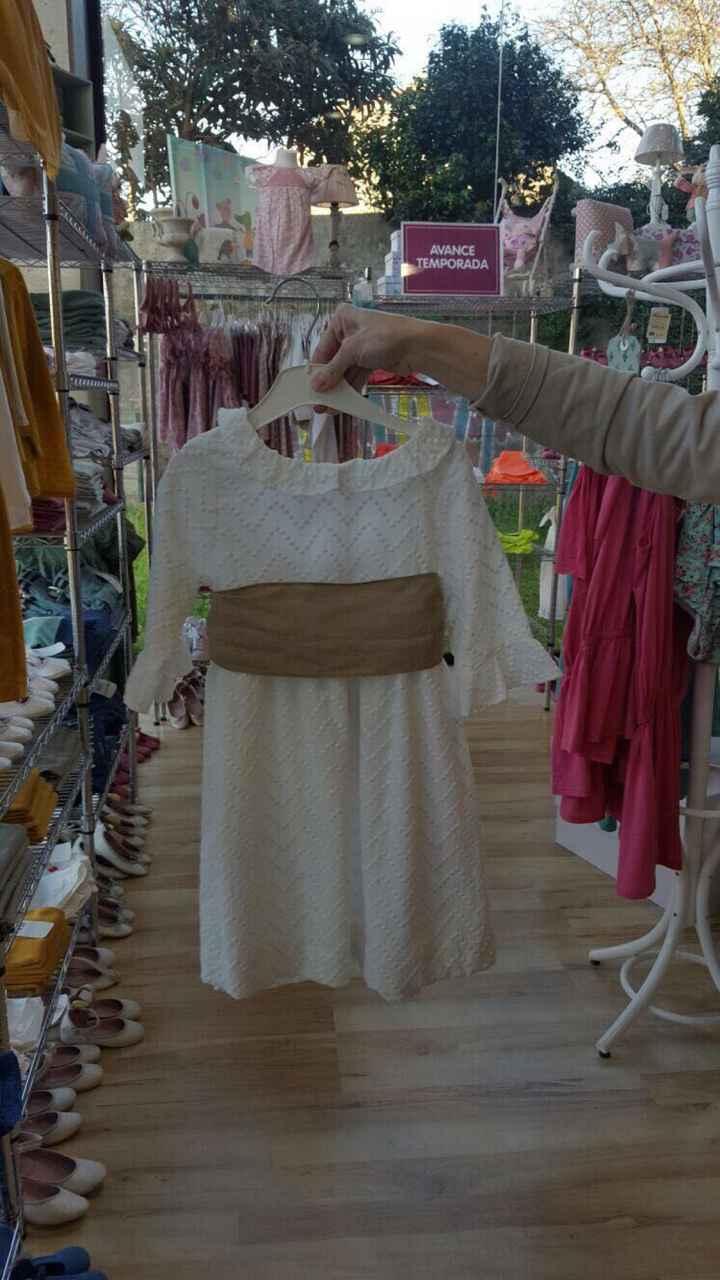 Vestidos niñas arras - 1