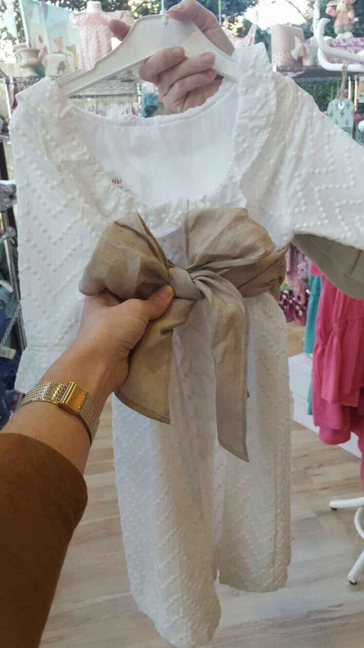 Vestidos niñas arras - 2