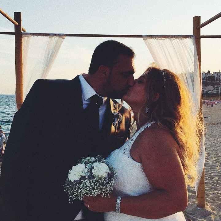 Ya estoy casada 😊 - 2