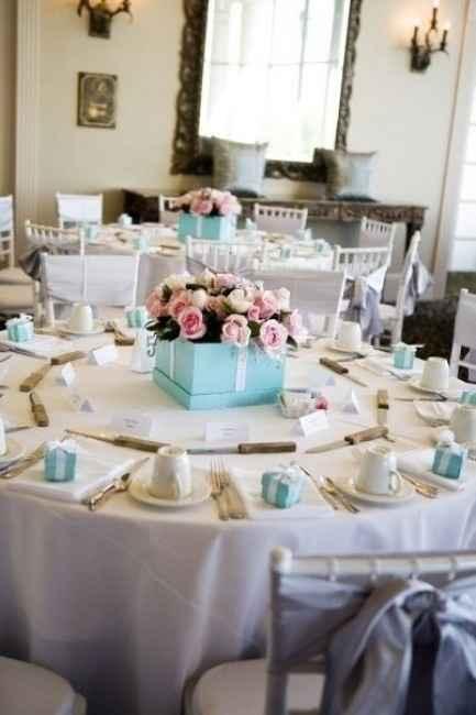 ¿En qué temática o en qué color está inpirada vuestra boda? - 2