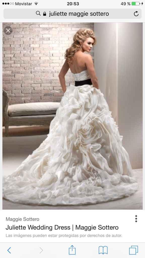 Feliz con mi vestido!!!!! - 2