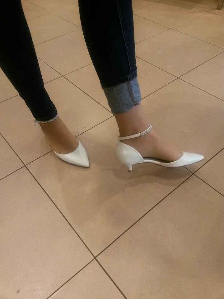 En busca del zapato plano perfecto - 1