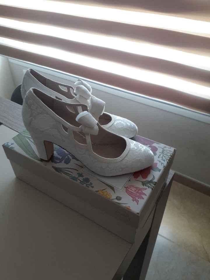 Ya tengo zapatos!!! - 2