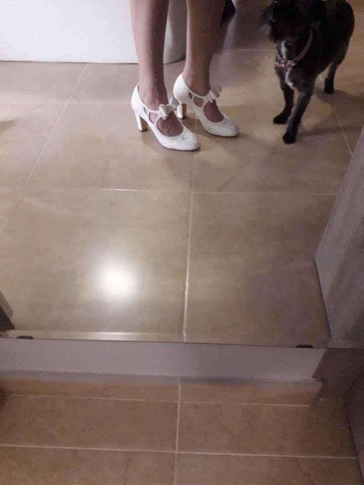 Ya tengo zapatos!!! - 4