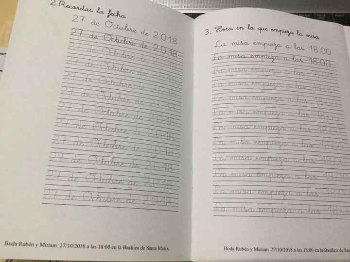 Mi cuadernillo de testigos - 3
