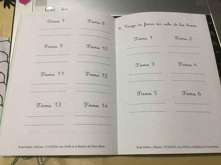 Mi cuadernillo de testigos - 5